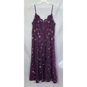 NWT Anthropologie Moulinette Soeurs Maxi Dress